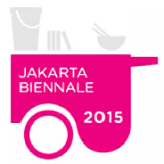 Logotipo. Cortesía Jakarta Biennale