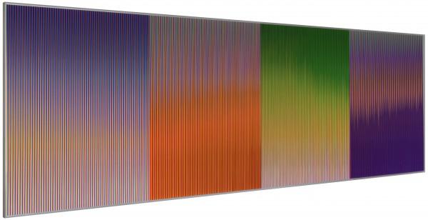Carlos Cruz-Diez, Pny 1954 Gauche 007 | Ir al evento: 'Cruz-Diez'. Exposición en Cayón - Espacio en Blanca 9 / Madrid, España