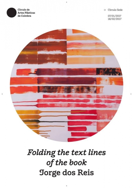 Folding the text lines of the book