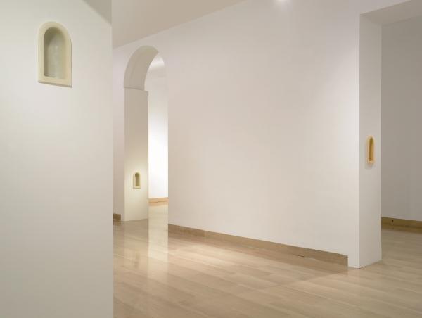 Valeska Soares. Sin título, 1995. Cera y aceite perfumado. Colección `la Caixa´ de Arte Contemporáneo. © Valeska Soares