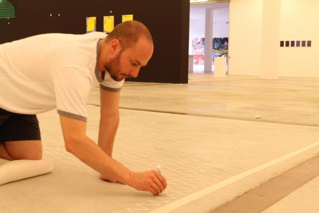 Bastian Muhr   Ir al evento: '¡Manos arriba, esto es un atraco!'. Exposición en Centro Cultural Andratx (CCA) / Andratx, Baleares, España