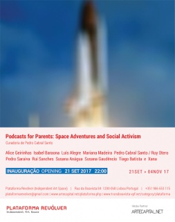 Podcasts for Parents: Space Adventures and Social Activism