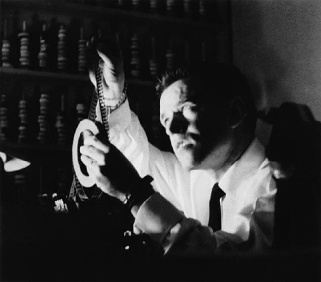 Fotógrafo por identificar, Demetrio Bilbatúa edita Cine al Día, 1950-1955 – Cortesía Museo Soumaya. FotoMéxico 2017