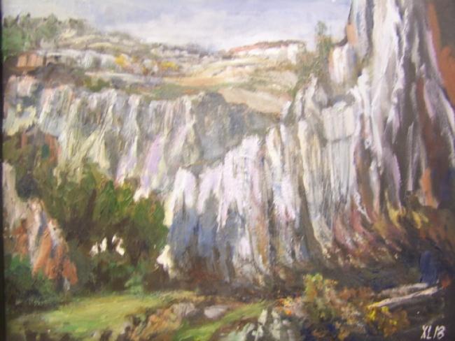 paisaje rocoso