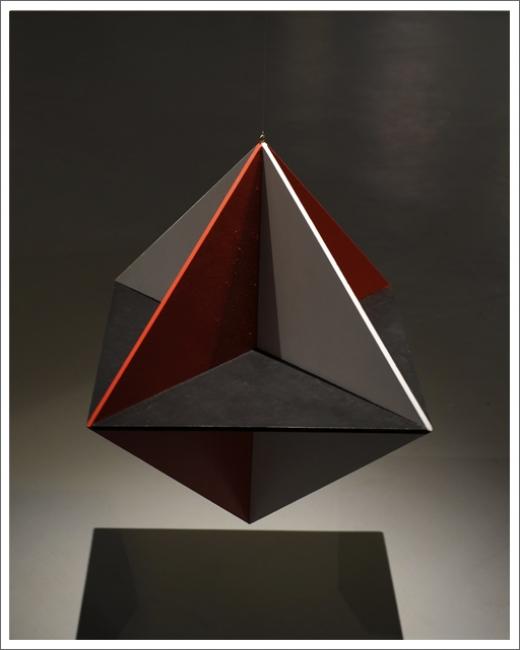 Stasis 2/3 | Ir al evento: 'Iluminación'. Exposición de Escultura en Encant / Maó, Baleares, España