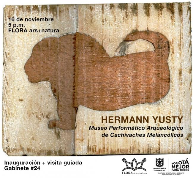 MUSEO PERFORMÁTICO ARQUEOLÓGICO DE CACHIVACHES MELANCÓLICOS. Imagen cortesía FLORA ars+natura