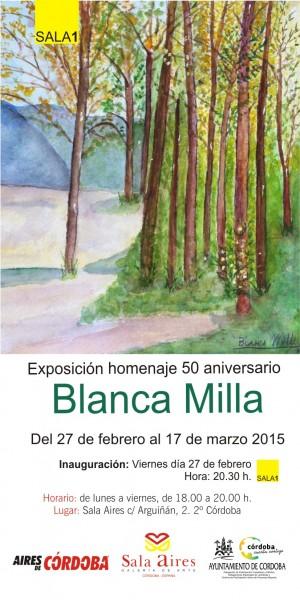 Blanca Milla