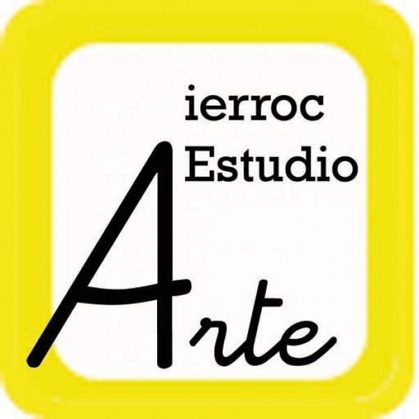 Nuevo Logo estudio y  nueva app | Ir al evento: 'Pintura para adultos'. Curso de Pintura en ierroc Estudio de Arte / Pamplona, Navarra, España