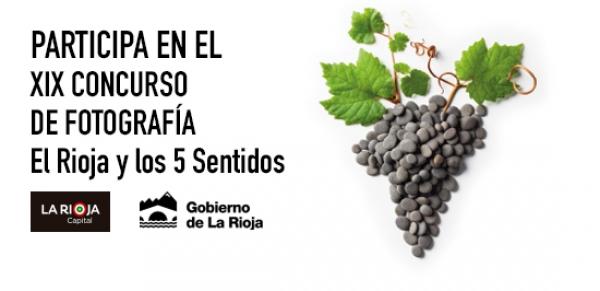 XIX Concurso de Fotografía El Rioja y los 5 Sentidos
