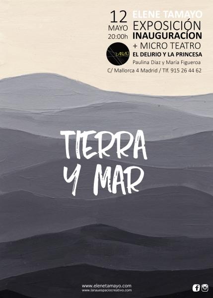 Elene Tamayo. Tierra y Mar