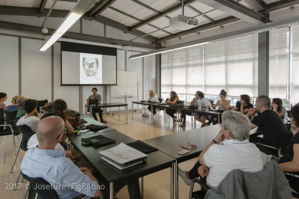 Jornada seleccionados Open Portfolio 2017 - Mayo | Ir al evento: 'IV edición del Open Portfolio Octubre - FIG Bilbao 2017'. Concurso