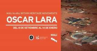 MALI IN SITU. WITHIN HERITAGE MOVEMENTS. OSCAR LARA