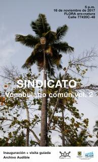 .VOCABULARIO COMÚN. VOL. 2. Imagen cortesía FLORA ars+natura