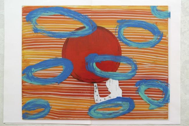 Obra de Menchu Lamas - Cortesía del artista