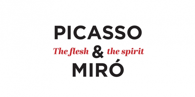 PICASSO Y MIRÓ, THE FLESH AND THE SPIRIT