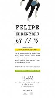 Felipe Ehrenberg 67 // 15