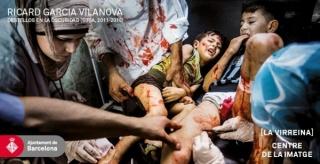 Ricard Garcia Vilanova. Destellos en la oscuridad (Siria, 2011-2015)
