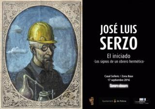 José Luis Serzo, El iniciado. Los signos de un obrero hermético