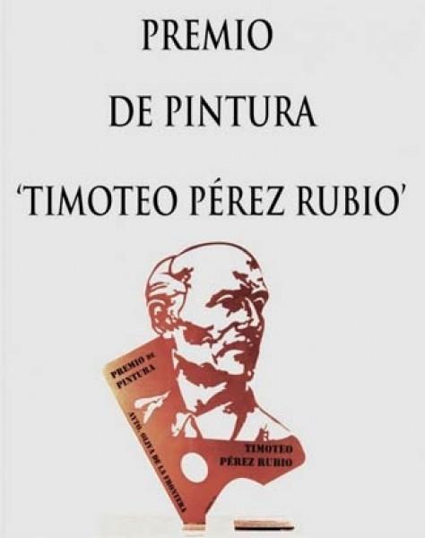 XVI PREMIO DE PINTURA 'TIMOTEO PÉREZ RUBIO'