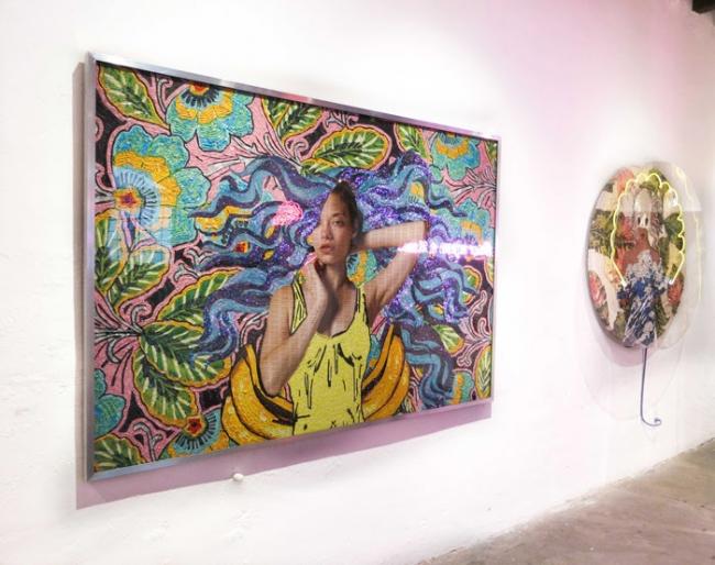 Venus No Soy. Vista de la exposición — Cortesía de NM Contemporáneo Galería de Arte