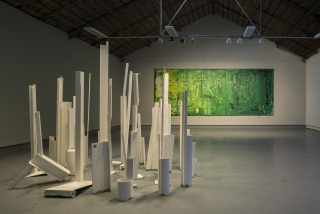 Pedro Cabrita Reis, Floresta — Cortesía de Barcelona Gallery Weekend