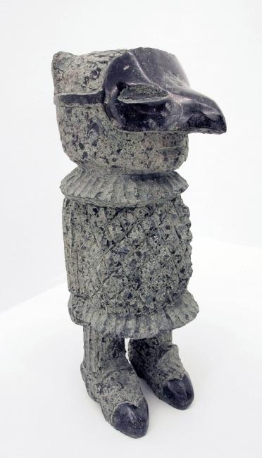 Stefan Rinck | Ir al evento: 'Pilgrimage to Kashyyyk'. Exposición de Escultura en Centro Cultural Andratx (CCA) / Andratx, Baleares, España