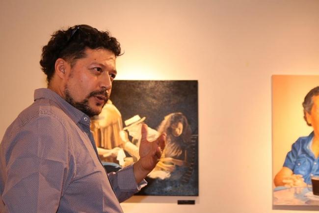 Artista | Ir al evento: 'Reminiscencias'. Exposición de Artes gráficas, Pintura en Sala Mesanina - Biblioteca Regional Antofagasta / Antofagasta, Chile