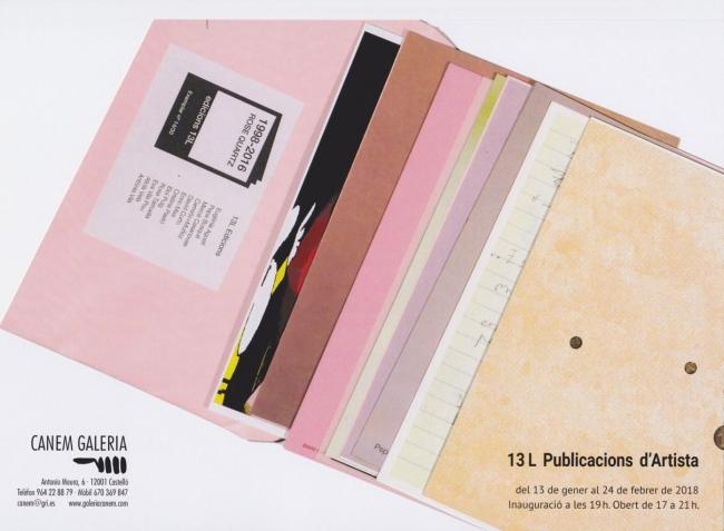 13L Publicacions d'Artista