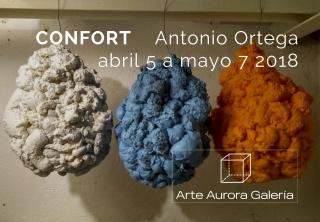 Antonio Ortega. Confort