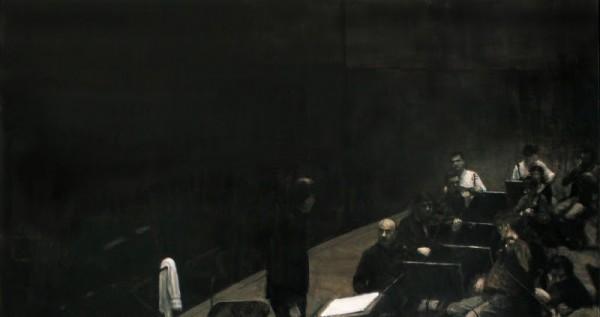 Del blanco al negro | Ir al evento: 'Del blanco al negro'. Exposición de Pintura en El Quatre Barcelona / Barcelona, España