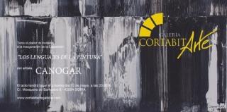 Rafael Canogar. Los lenguajes de la pintura