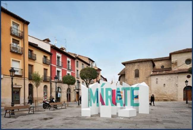 Boamistura - Mírate a través de este poema de agua – Cortesía del Festival Internacional anual de Arte, Arquitectura y Diseño de Logroño: CONCÉNTRICO