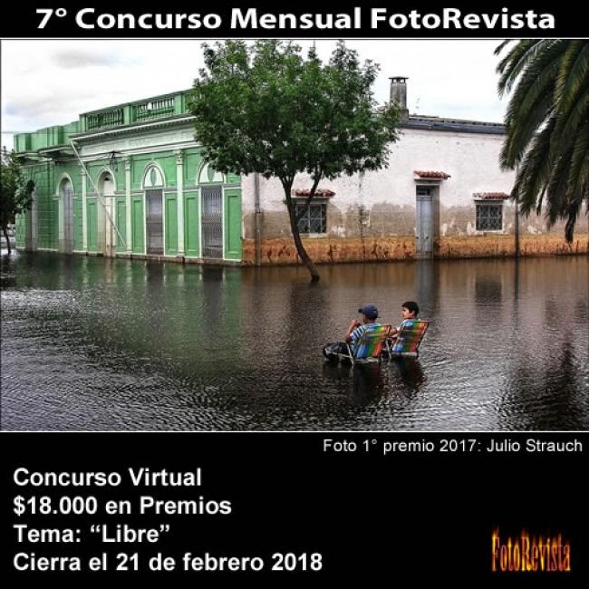 7° CONCURSO MENSUAL FOTOREVISTA. Imagen cortesía FotoRevista