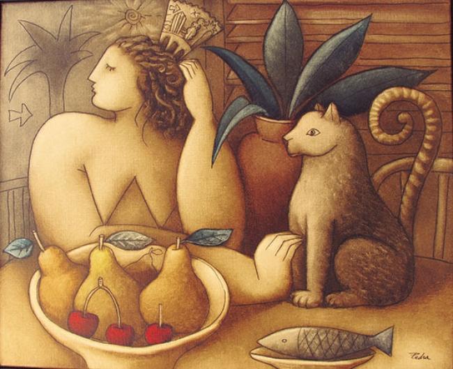 Victor Pedra – Cortesía de la L'Arcada, Galeria d'Art