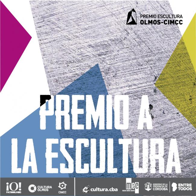 Premio Escultura Olmos-CIMCC. Imagen cortesía Cultura Olmos