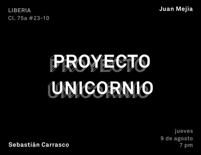 Proyecto unicornio