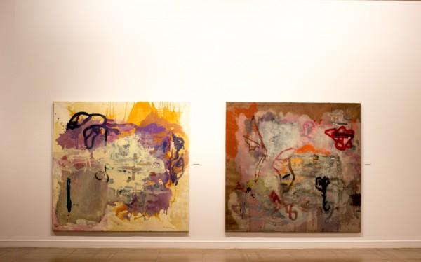 Manuel Barnuevo | Ir al evento: 'La huella y el color'. Exposición de Pintura en Centro de Arte Palacio del Almudí / Murcia, España