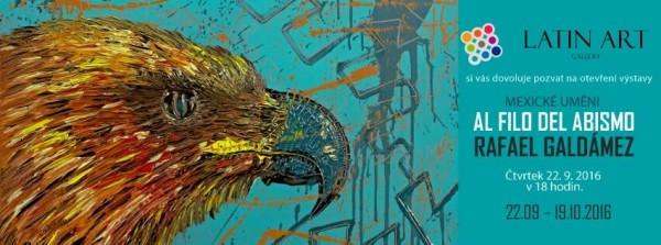 Mexican Art Exhibition - Rafael Galdámez: Al filo del abismo