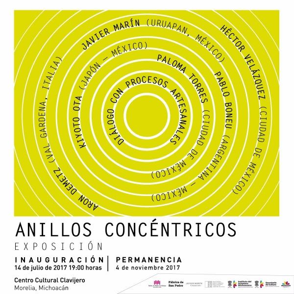 ANILLOS CONCÉNTRICOS