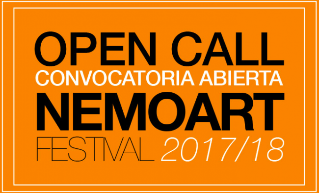 Convocatoria Nemo Art Festival 2018