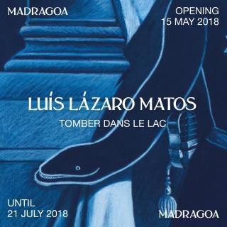 Luís Lázaro Matos. Tomber dans le lac