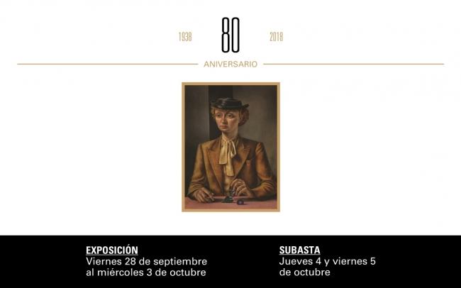 Subasta 80 Aniversario