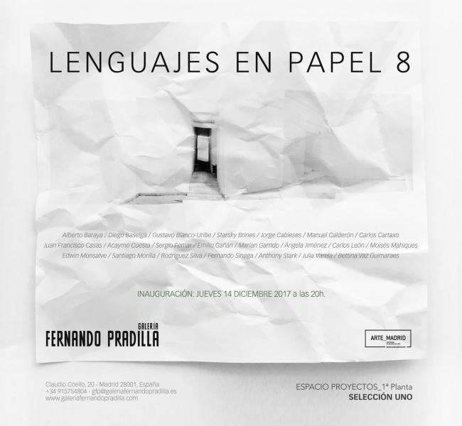 Lenguajes en papel 8