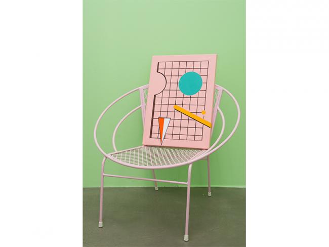 ADRIANA MINOLITI | Ir al evento: 'Adriana Minoliti'. Exposición de Pintura en Museo de Arte Moderno de Buenos Aires - MAMBA / Buenos Aires, Argentina