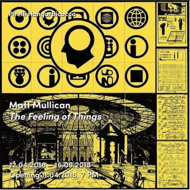 Matt Mullican – Cortesía de Cristina Guerra Contemporary Art