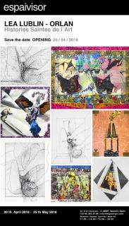 Histories Saintes de l'Art