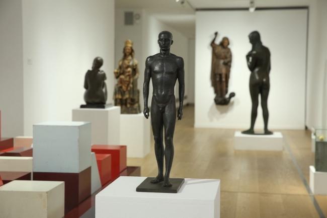 Vista de la exposición – Cortesía de la Fundación Cajasol