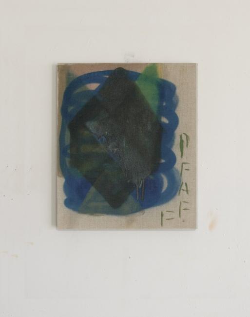 Guillermo Pfaff, Over Easy – Cortesía de la Galería Carles Taché