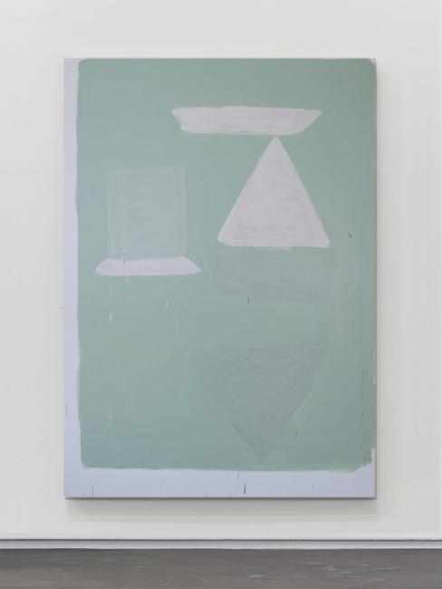 Guillermo Pfaff, Over Easy Two – Cortesía de la Galería Carles Taché