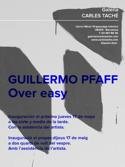 Guillermo Pfaff, Over Easy